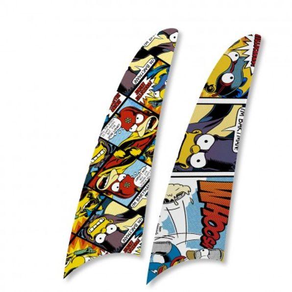 Kit-2-Pas-Spirit-Os-Simpsons-Homer-Super-Heroi-ts11
