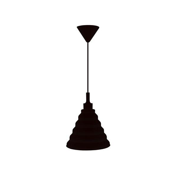 Luminaria-Pendente-Make-Taschibra-Preta