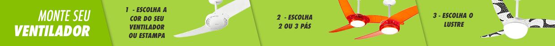 Banner Monte Seu Ventilador - Desktop