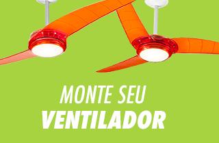 Banner Monte Seu Ventilador - Mobile