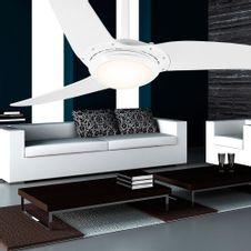 Ventilador-de-Teto-Spirit-303-Branco-Lustre-Flat-com-Controle-Remoto