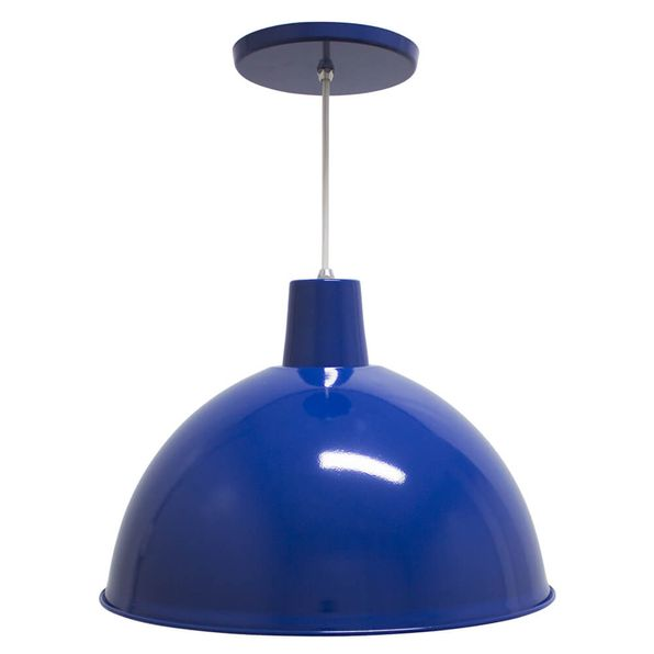 Luminaria-Pendente-Design-de-Aluminio-TD821-Azul