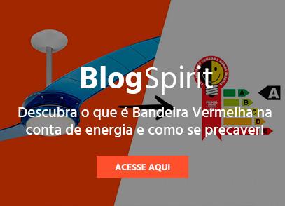 Ventilador de Teto - Blog Spirit