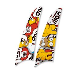 Kit-2-Pas-Spirit-Os-Simpsons-Homer-brigando-com-Bart-ts01