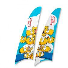 Kit-2-Pas-Spirit-Os-Simpsons-Familia-e-Ceu-de-Springfield-ts10