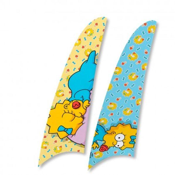 Kit-2-Pas-Spirit-Os-Simpsons-Bebe-Maggie-dormindo-ts07