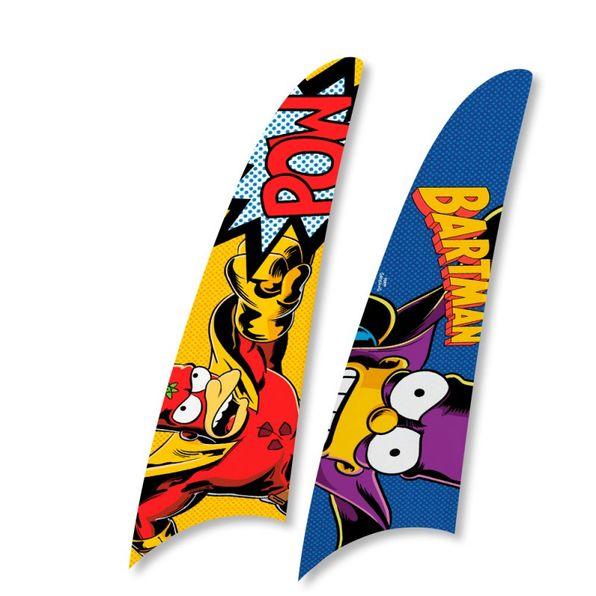 Kit-2-Pas-Spirit-Os-Simpsons-Homer-Super-Poderes-ts15