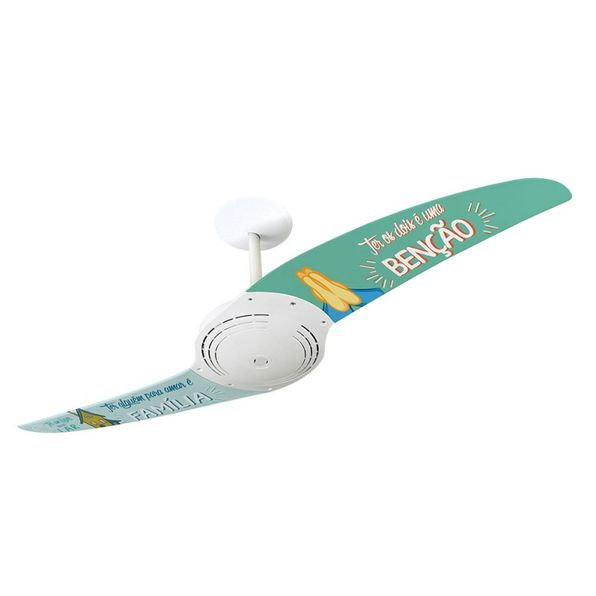 Ventilador-de-Teto-Spirit-200-Frases-Bencao-TP05-Sem-Lustre
