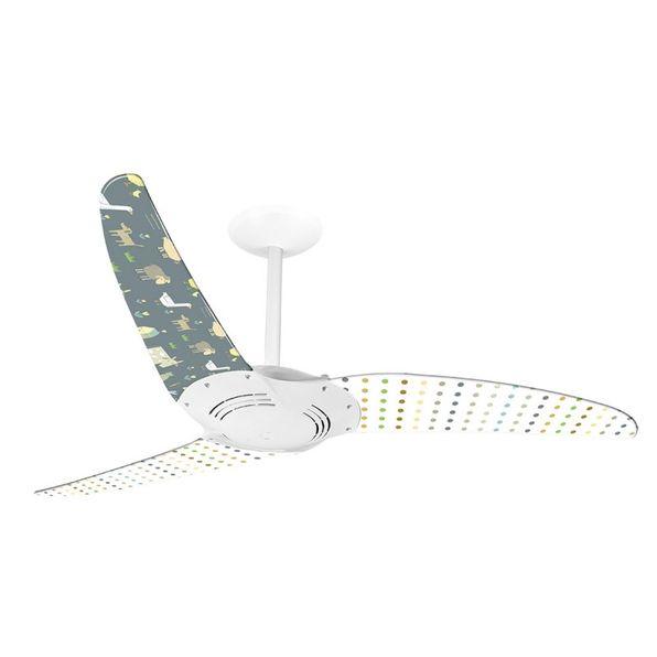 Ventilador-de-Teto-Spirit-300-Menino-Fazendinha-L72-Sem-Lustre