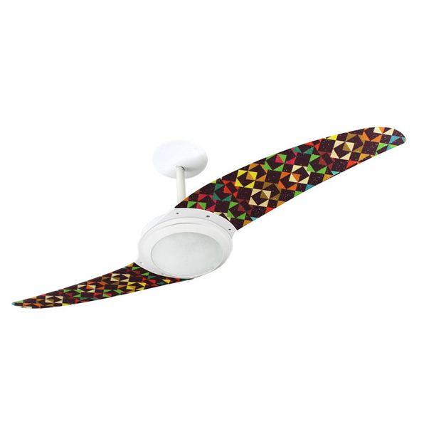 Ventilador-de-Teto-Spirit-203-Geometrico-Quadrados-e-Triangulos-L73-Lustre-Flat