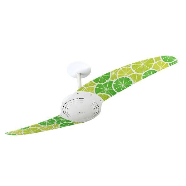 Ventilador-de-Teto-Spirit-200-Gourmet-Limoes-L4-Sem-Lustre
