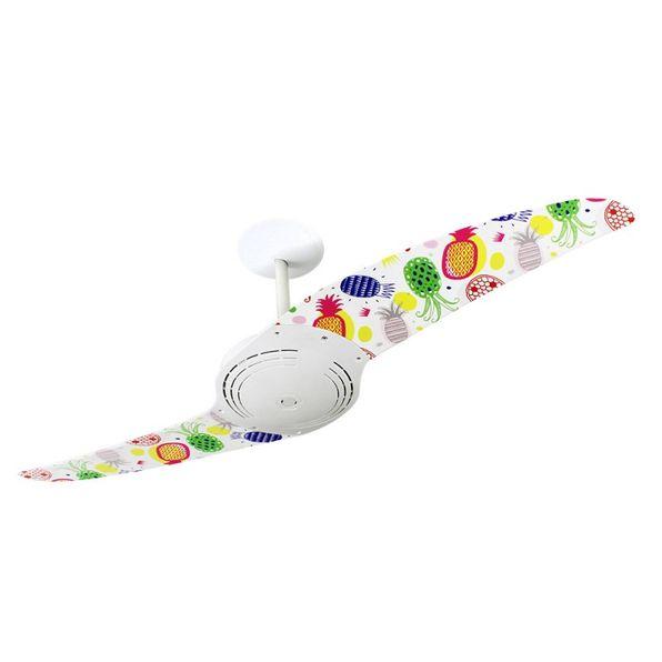 Ventilador-de-Teto-Spirit-200-Gourmet-Abacaxis-L35-Sem-Lustre