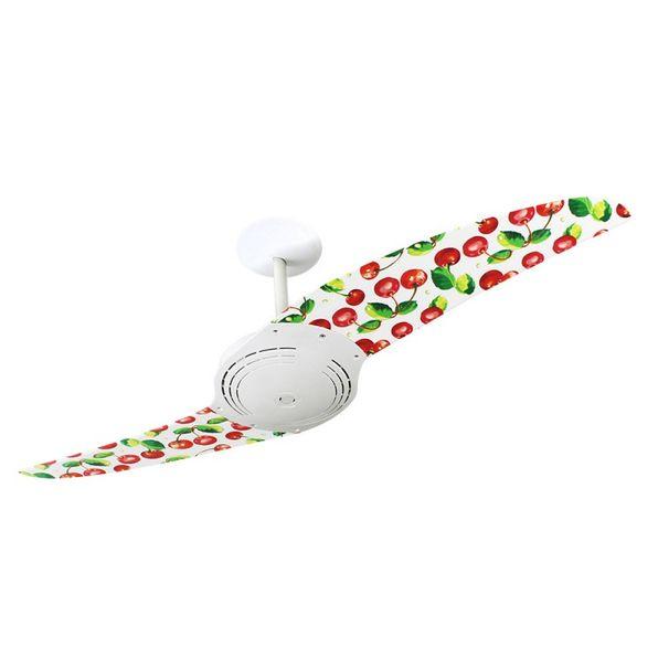Ventilador-de-Teto-Spirit-200-Gourmet-Cerejas-L42-Sem-Lustre-