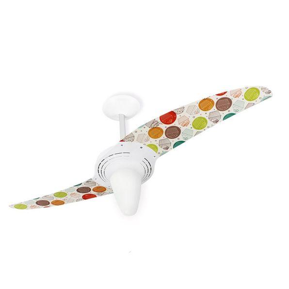 Ventilador-de-Teto-Spirit-201-Gourmet-Docinhos-L28-Lustre-Conico