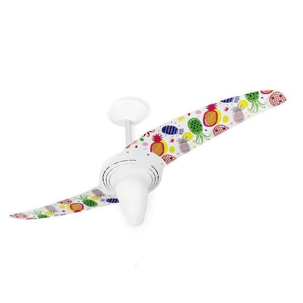 Ventilador-de-Teto-Spirit-201-Gourmet-Abacaxis-L35-Lustre-Conico