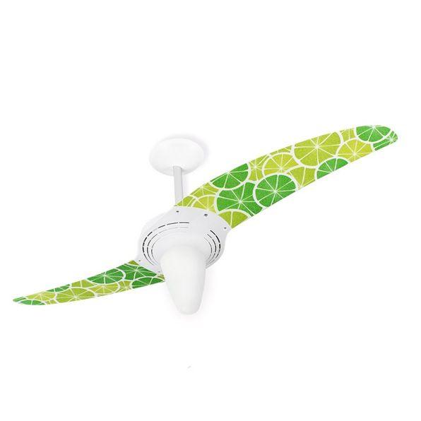 Ventilador-de-Teto-Spirit-201-Gourmet-Limoes-L4-Lustre-Conico