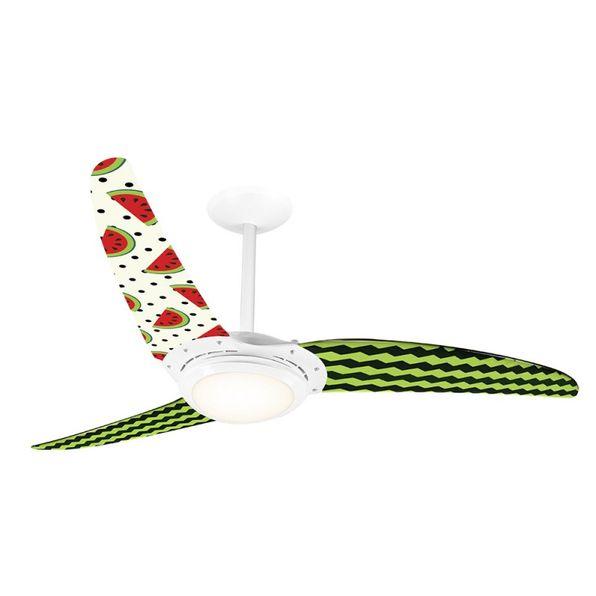 Ventilador-de-Teto-Spirit-303-Gourmet-Melancia-L25-Lustre-Flat