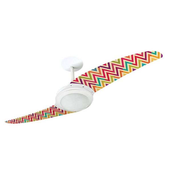 Ventilador-de-Teto-Spirit-203-Listrado-Zigzag-Colorido-WWL27-Lustre-Flat