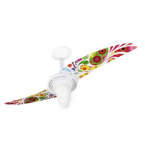Ventilador-de-Teto-Spirit-201-Natureza-Psicodelico-L33-Lustre-Conico
