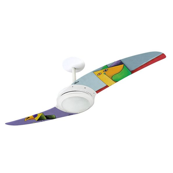 Ventilador-de-Teto-Spirit-203-Gustavo-Rosa-Papagaio-e-Gato-GR08-Lustre-Flat