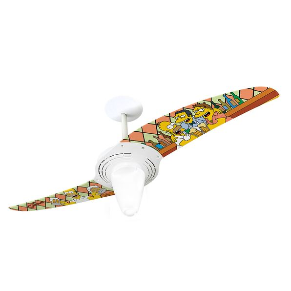 Ventilador-de-Teto-Spirit-201-Os-Simpsons-Bar-do-Moe-TS04-Lustre-Conico