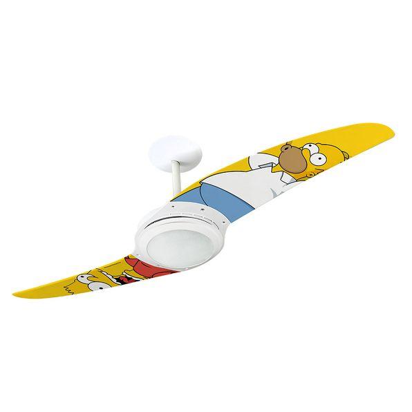 Ventilador-de-Teto-Spirit-203-Os-Simpsons-Homer-e-Bart-TS12-Lustre-Flat