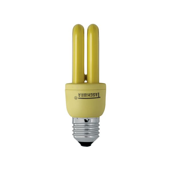 Lampada-Eletronica-Compacta-Anti-Inseto-7W-Amarela