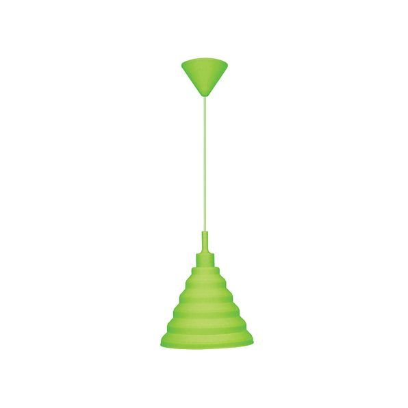 Luminaria-Pendente-Make-Taschibra-Verde