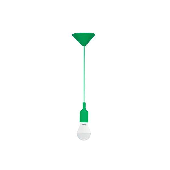 Luminaria-Pendente-Dot-Taschibra-Verde