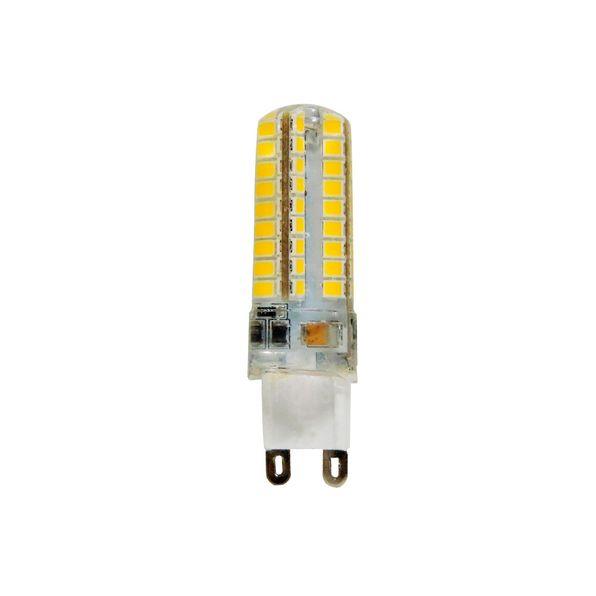 Lampada-LED-G9-5W-Amarela-Bivolt