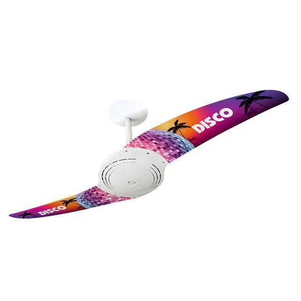 Ventilador-de-Teto-Spirit-200-Tribos-Disco-TR01-Sem-Lustre