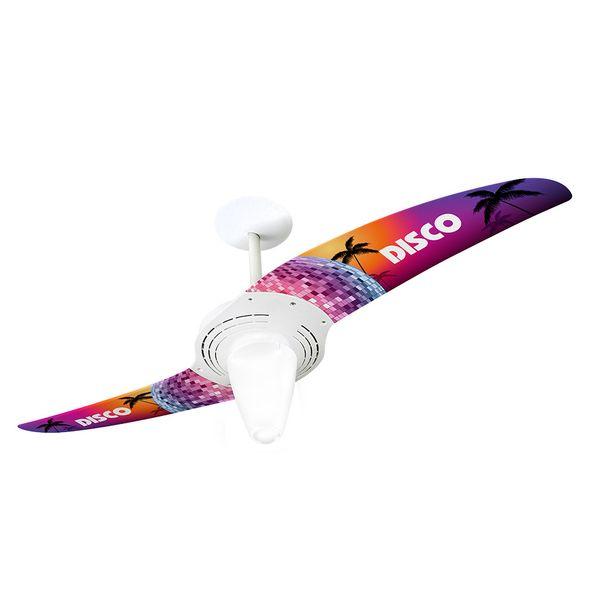 Ventilador-de-Teto-Spirit-201-Tribos-Disco-TR01-Lustre-Conico