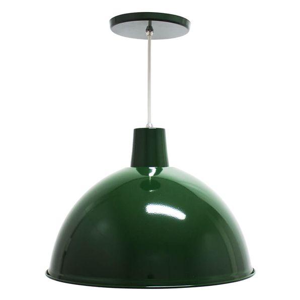 Luminaria-Pendente-Design-de-Aluminio-TD821-Verde