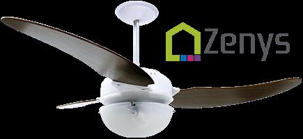 Conheça o Ventilador de Teto Zenys