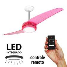 ventilador-de-teto-spirit-203-rosa-neon-led-controle-remoto