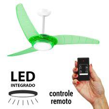ventilador-de-teto-spirit-303-verde-neon-led-controle-remoto