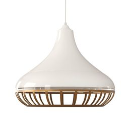 Luminaria-Pendente-Spirit-Combine-1420-Branca-Dourada-Branca