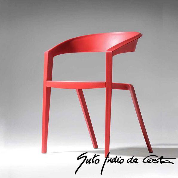 Cadeira-ICZERO1-Indiodacosta-Vermelha-Cereja